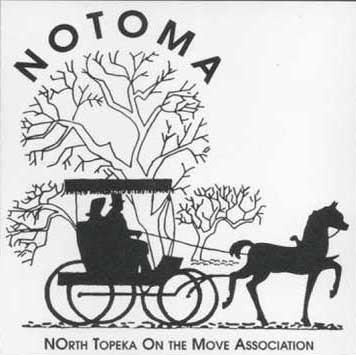 NorthTopekaOnTheMove Logo